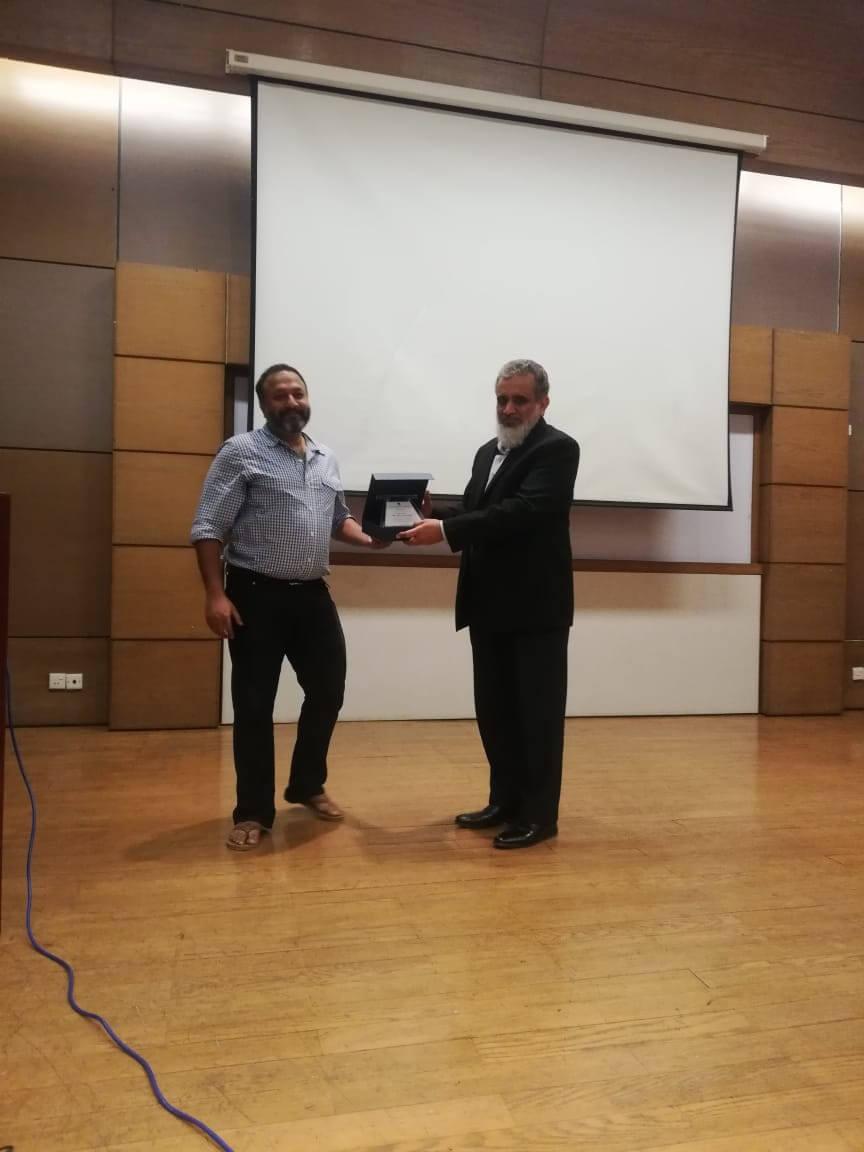 Adil Moosajee Invited as Guest Speaker